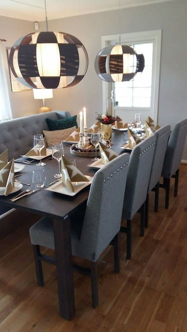 2.floor: dinning room