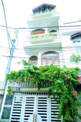 Nha Trang House-House for BigFamily - tp. Nha Trang - House