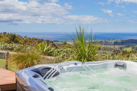 Pakiri  Retreat with stunning ocean views - Pakiri