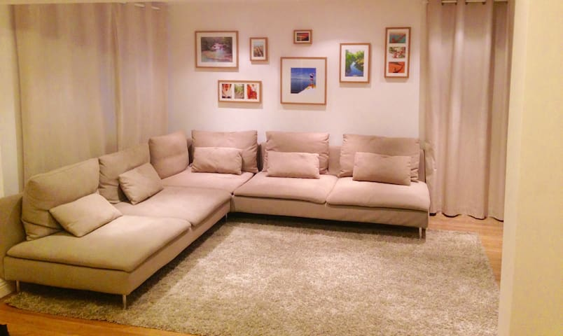 Spacious & Comfortable Double Room in Large House - Salford - Rumah