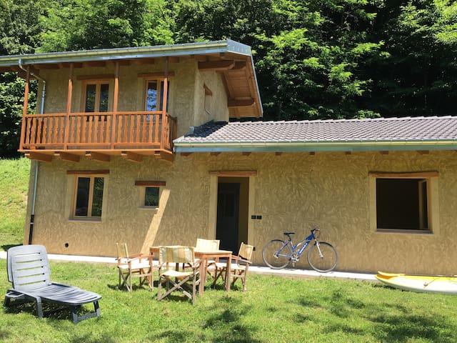 La casa vacanza in Valle Maira - Cartignano - Rumah