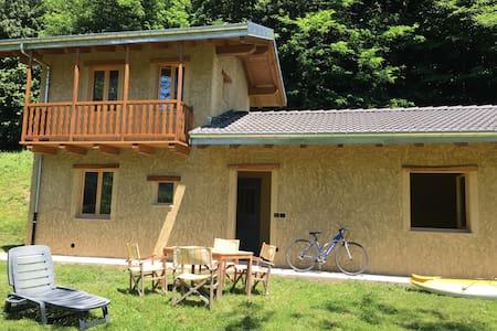 La casa vacanza in Valle Maira - Cartignano - Дом
