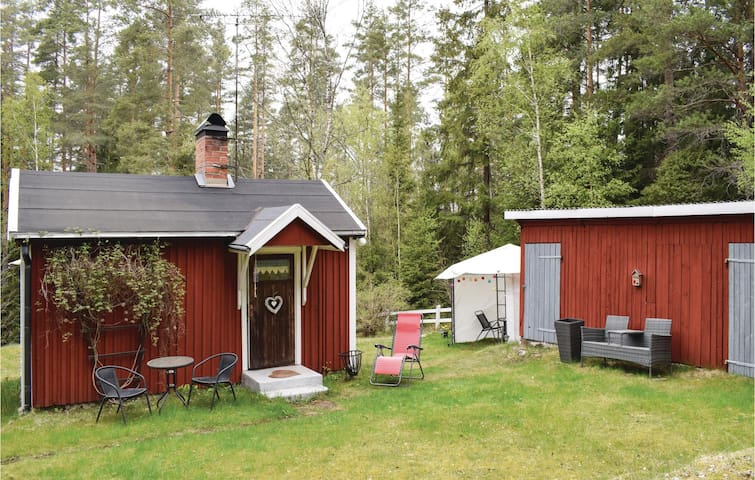 Holiday cottage with 1 bedroom on 30m² in Vimmerby