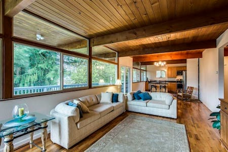 The Modern Cabin: Serene&Convenient - House