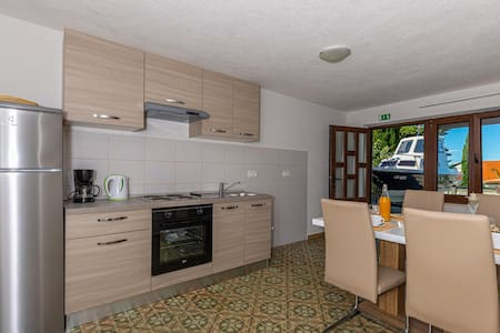One bedroom Apartment, in Dramalj (Crikvenica)