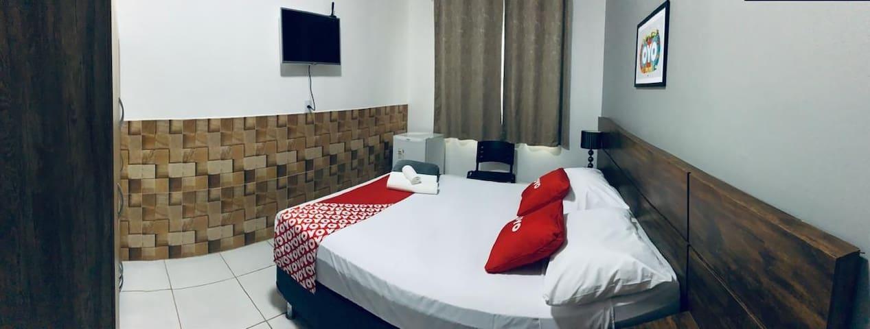 Hotel!! 109 localizado Setor Bueno preço acessível
