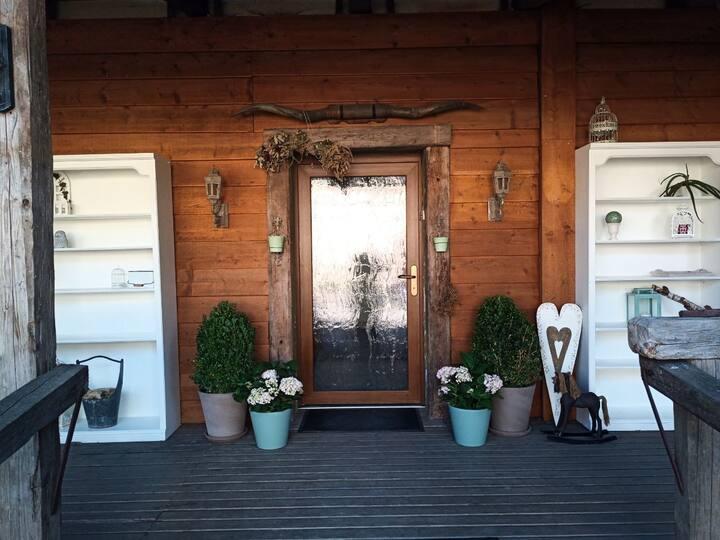 Pension Bühlhof, Urlaub auf dem Bauernhof Zimmer 4