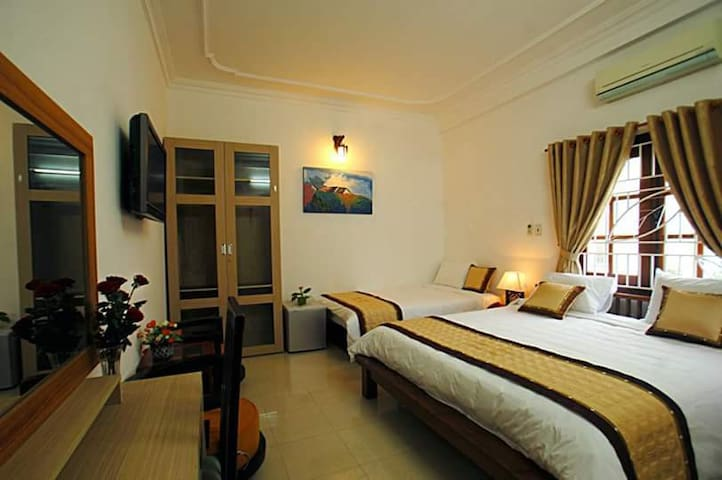 Flower garden homestay  -  Triple room