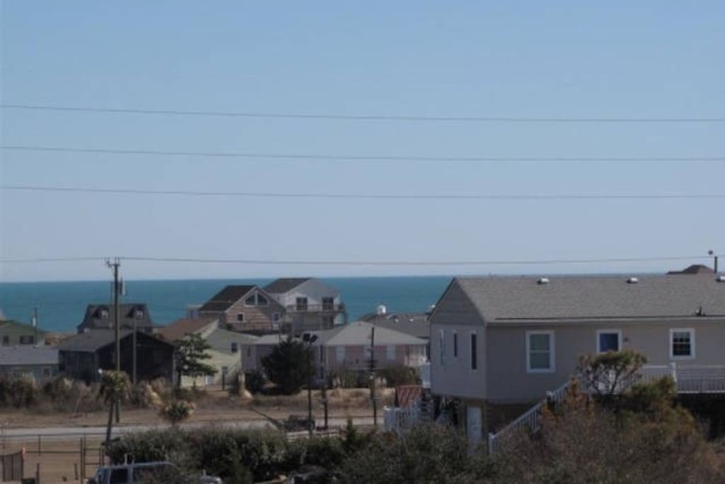 View of Atlantic Ocean from Property