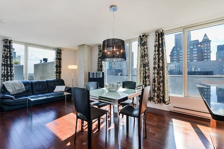 9 - Modern 1 BR DT , Sleeps 3 - Montréal - Apartment