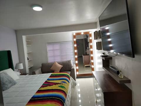 Casa cómoda y céntrica completa, 5 huéspedes