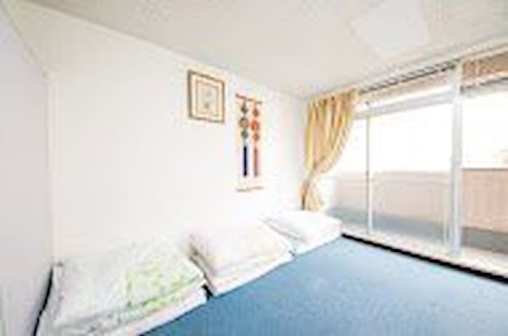 NO-402dometory8players  8인실 2층침대 - 大阪市 - Bed & Breakfast