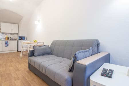 Bright apartment in the very heart of the city