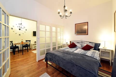 """M4You"" apartment No2*** in the center of Zagreb"