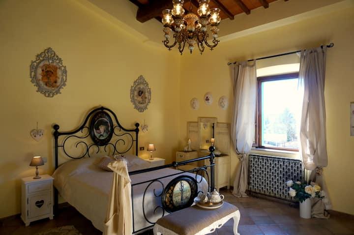 Casa Bella Vista - apt. in Casa Torre + giardino