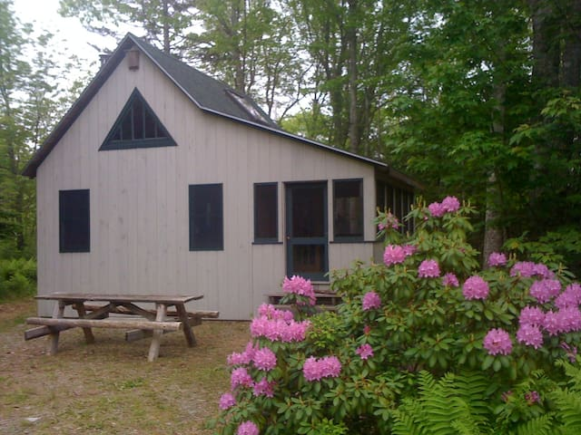 Up Back Cottage - Lamoine - Chatka