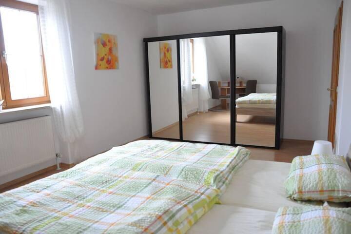 Nice large room near Munich
