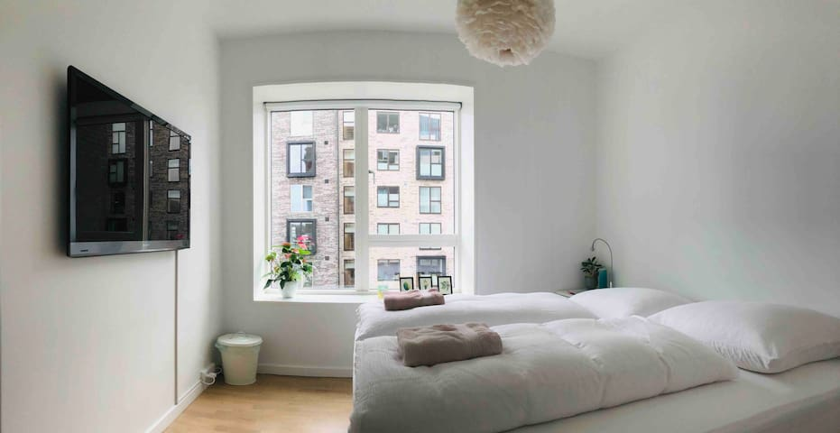 New and nordic room // FREE PARKING