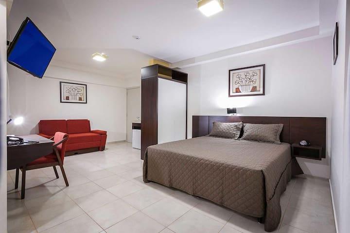 Maravilhoso apartamento no coração de Bauru