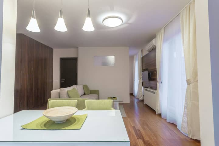 ApartHotel FeelBelgrade - 1 bedroom apartment A414