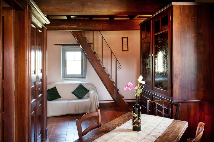 Lovely 3 px Apartment-OLIVO-with traditional charm