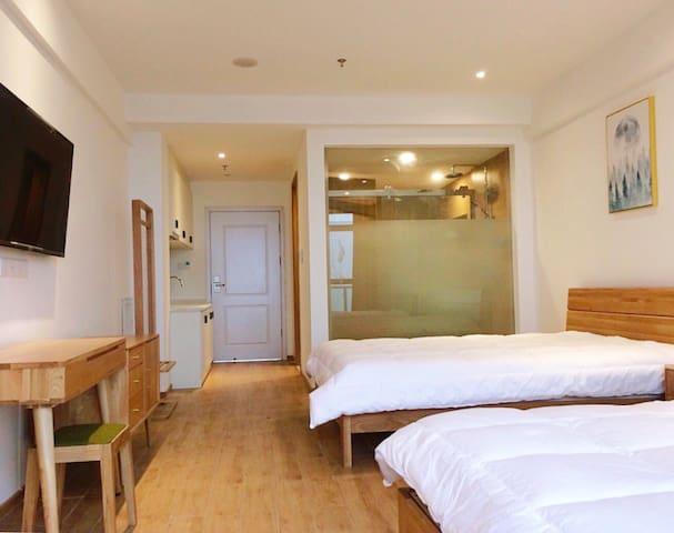 无拘宿|嵊泗怡贝湾海景度假公寓|一线海景房带阳台(基湖沙滩景区)