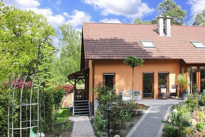 4 esrellas case en Schönwalde