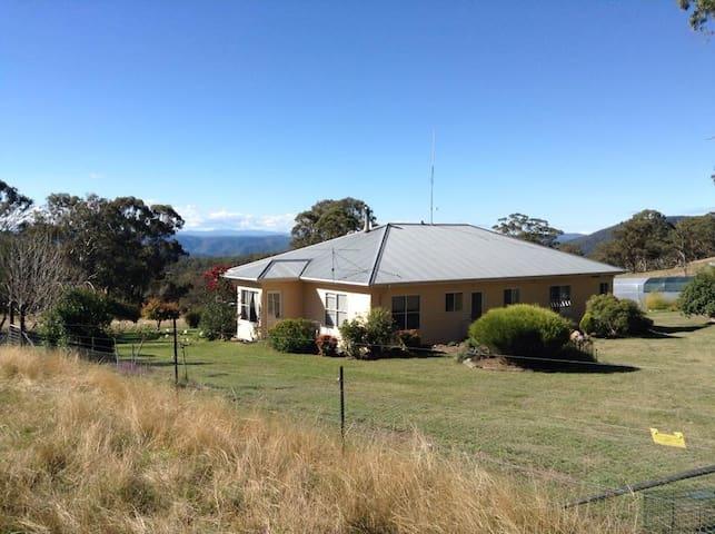 Bimbimbi Farm House Retreat