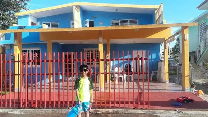 Casa de playa Bandera Azul
