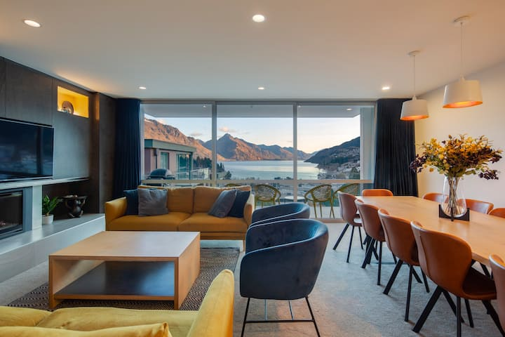 Central Luxury with Stunning Views