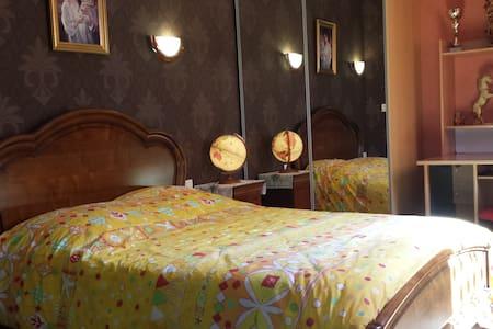 La tranquillité dans un lieu confortable de 180m² - Chartres-de-Bretagne - 独立屋
