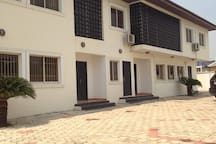 Our Four Suites Home