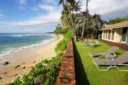 White Sand Beach Oceanfront Home(Legal Short Stay)
