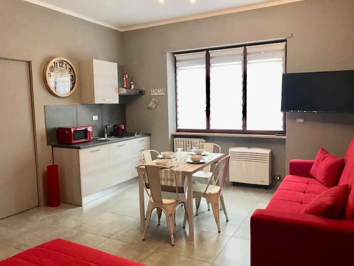 Appartamento Rivarolo Canavese 4 posti letto
