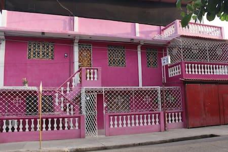 Casa Wilfredo (habitación 1)