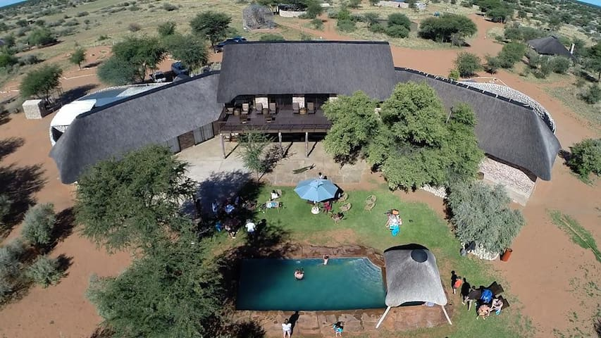 Experience African Hospitality and Tranquility