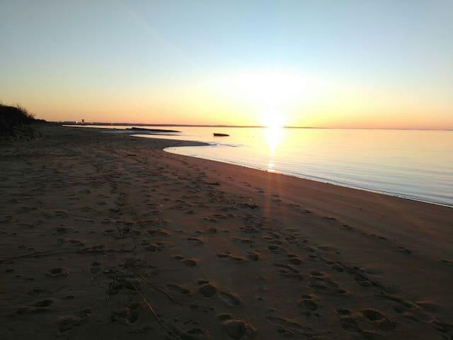 La Cabane (plages à proximité) - Le Teich - Rumah