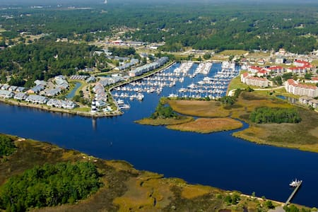 Harbour Ridge - Coquina Harbour - Little River, SC