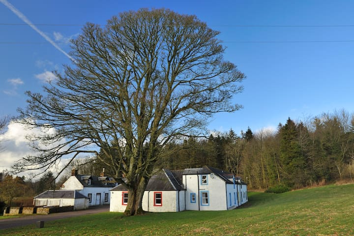 Fox Cottage, Kirkwood Farm, Real Farm Holidays