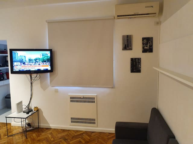 COZY STUDIO IN RECOLETA.PREMIUM LOCATION.