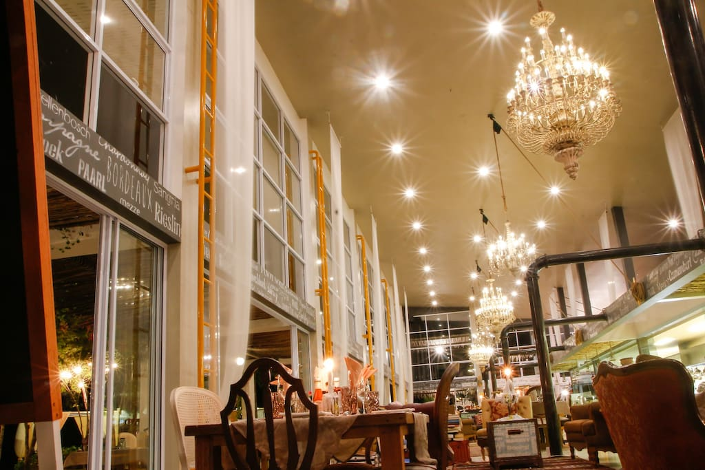 Chardonnay Restaurant