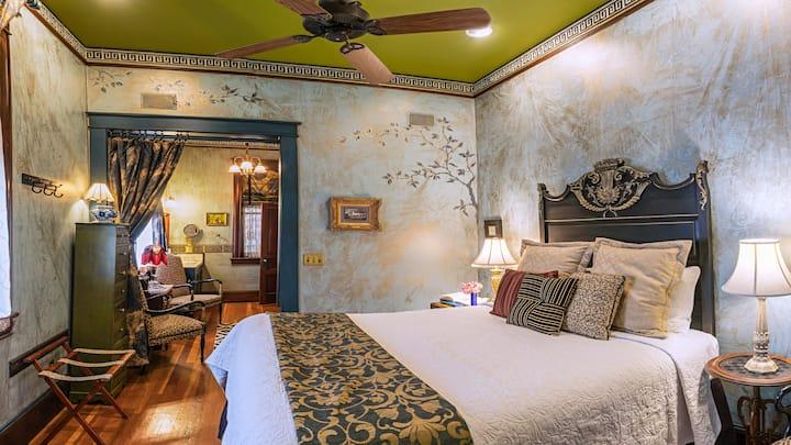 Guest Room 2 - The Peerless Hotel