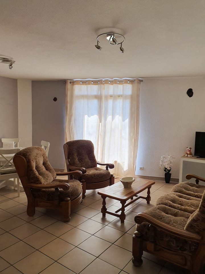 Manosque / Luxurious apartment in the city center.
