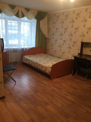 1-комнатная квартира в Центре Казани.