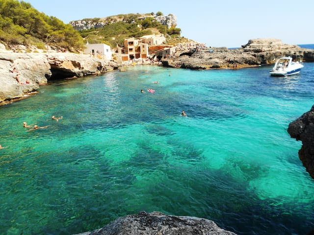 BEACH & HIKING Total Nature only 20min from Palma