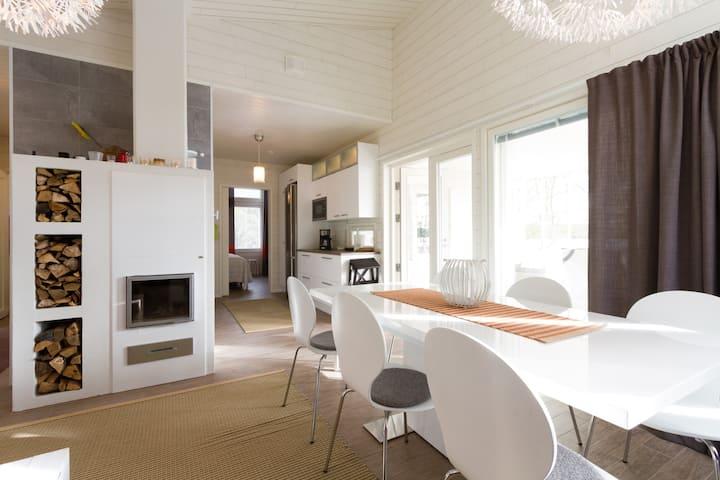 Villa Norvajärvi Luxury