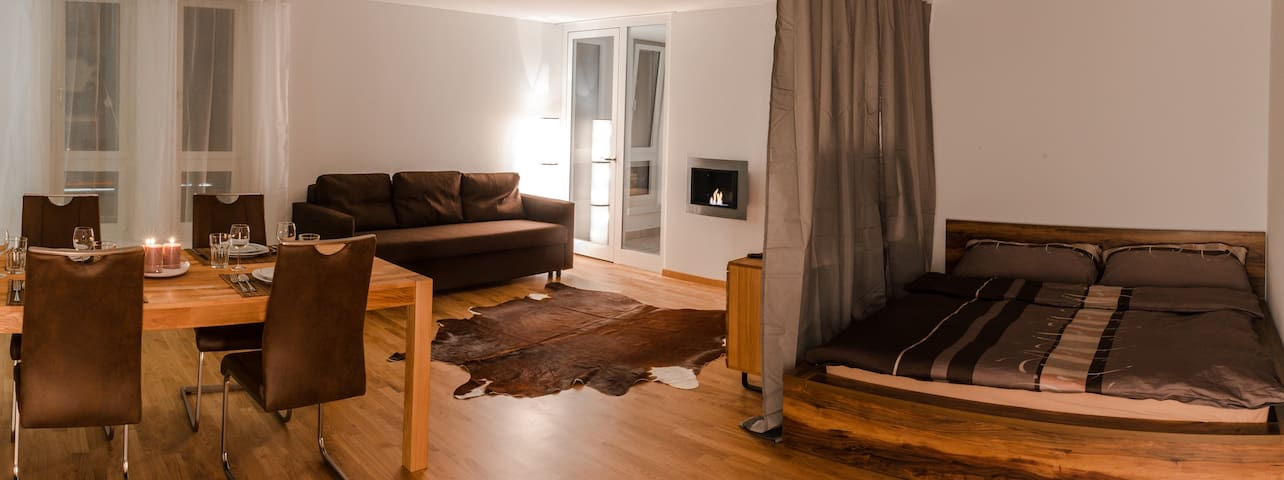 Cozy & central studio in Lucerne - Luzern