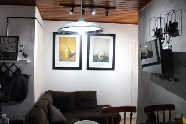 Studio in Rio near of the beach and mountains!