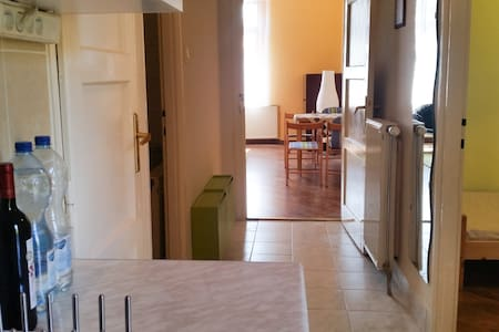 Home in the heart of Buda - Appartement