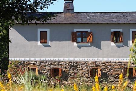 Habitación Doble 'Naciente' en Casa El Carzal - Rozas